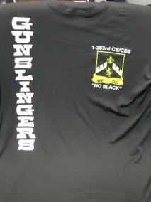 Camp Parks Gunslingers T-Shirt