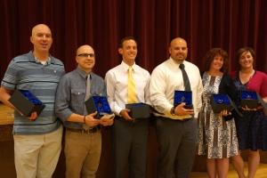 Crystal Apple Award WInners 2014