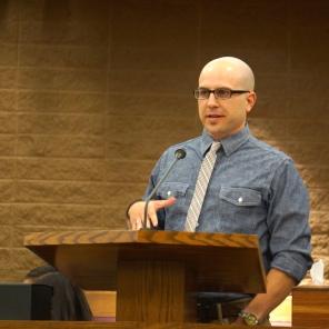Foothill High School Teacher Joshua Hill