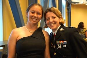 Marine Corp Bound Senior Shelby Mrak