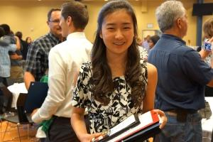 MIT Bound Senior Jennifer Lee