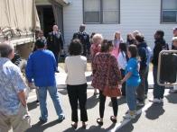 Dublin High School Transition Program End of Mission Celebration at Camp Parks 1