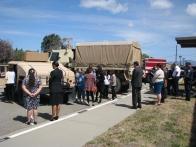 Dublin High School Transition Program End of Mission Celebration at Camp Parks 4