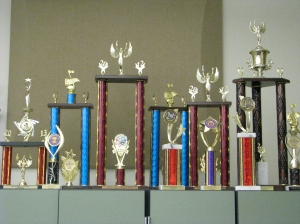 Fallon Band Program Awards