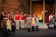 Pacific Coast Repertory Theatre Production of The Music Man Firehouse Arts Center Pleasanton California 12
