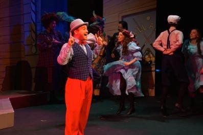Pacific Coast Repertory Theatre Production of The Music Man Firehouse Arts Center Pleasanton California 19