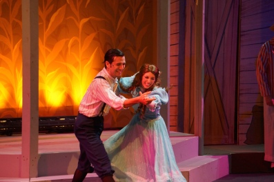 Pacific Coast Repertory Theatre Production of The Music Man Firehouse Arts Center Pleasanton California 23