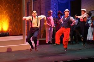 Pacific Coast Repertory Theatre Production of The Music Man Firehouse Arts Center Pleasanton California 25