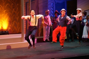 Pacific Coast Repertory Theatre Production of The Music Man Firehouse Arts Center Pleasanton California 25