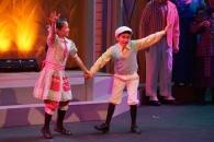 Pacific Coast Repertory Theatre Production of The Music Man Firehouse Arts Center Pleasanton California 26