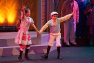 Pacific Coast Repertory Theatre Production of The Music Man Firehouse Arts Center Pleasanton California 26