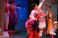 Pacific Coast Repertory Theatre Production of The Music Man Firehouse Arts Center Pleasanton California 28