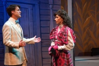 Pacific Coast Repertory Theatre Production of The Music Man Firehouse Arts Center Pleasanton California 31