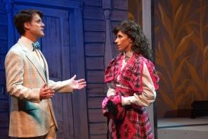 Pacific Coast Repertory Theatre Production of The Music Man Firehouse Arts Center Pleasanton California 31