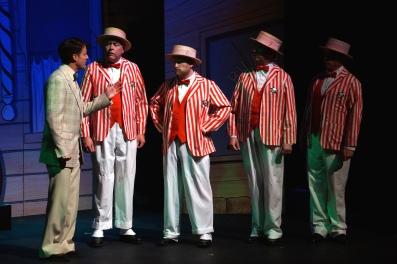 Pacific Coast Repertory Theatre Production of The Music Man Firehouse Arts Center Pleasanton California 32