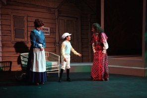 Pacific Coast Repertory Theatre Production of The Music Man Firehouse Arts Center Pleasanton California 34