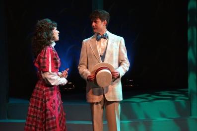 Pacific Coast Repertory Theatre Production of The Music Man Firehouse Arts Center Pleasanton California 35