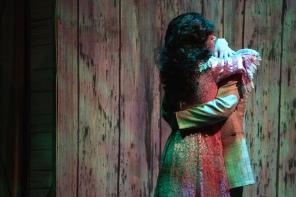 Pacific Coast Repertory Theatre Production of The Music Man Firehouse Arts Center Pleasanton California 39