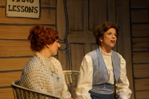 Pacific Coast Repertory Theatre Production of The Music Man Firehouse Arts Center Pleasanton California 4