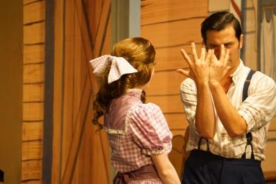 Pacific Coast Repertory Theatre Production of The Music Man Firehouse Arts Center Pleasanton California 7
