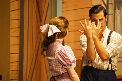 Pacific Coast Repertory Theatre Production of The Music Man Firehouse Arts Center Pleasanton California 7