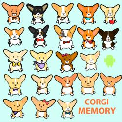 Kirsten's Corgi Memory app