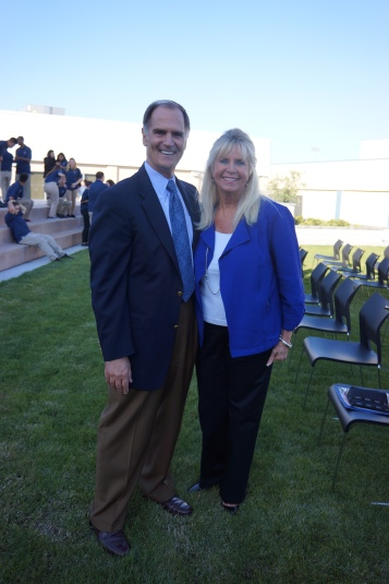 Dublin High School Center for Performing Arts and Education Ribbon Cutting Ceremony 20
