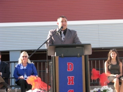 Dublin High School Center for Performing Arts and Education Ribbon Cutting Ceremony 33