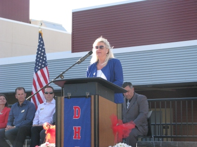 Dublin High School Center for Performing Arts and Education Ribbon Cutting Ceremony 37