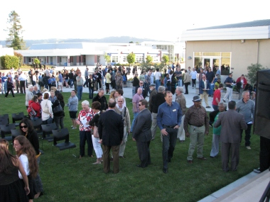 Dublin High School Center for Performing Arts and Education Ribbon Cutting Ceremony 40