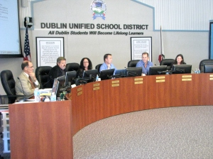 Dublin Unified School District Board of Trustees Debates Dublin High School Schedule Change