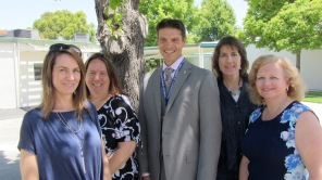 DUSD Superintendents Year End Luncheon 2014 Dougherty Elementary School Volunteers