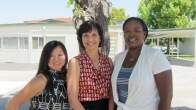 DUSD Superintendents Year End Luncheon 2014 Fallon Middle School Volunteers