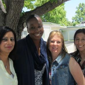 DUSD Superintendents Year End Luncheon 2014 Kolb Elementary School Volunteers