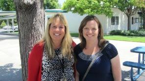 DUSD Superintendents Year End Luncheon 2014 Murray Elementary School Volunteer