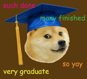 Meme - graduation