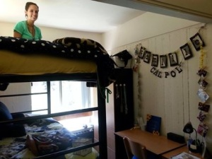 Camille's Dorm Room