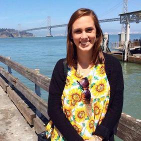 Dublin High School Graduate and Cal Poly San Luis Obispo Student Camille Chabot