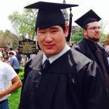 Hamline Graduation Erik Wong