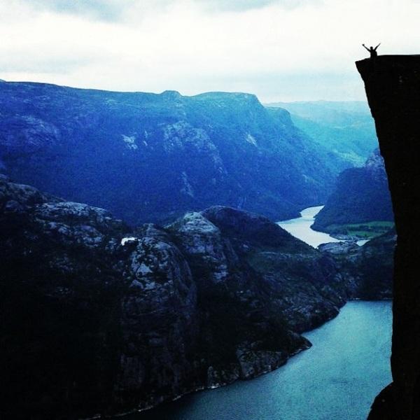 Prekistolen Norway