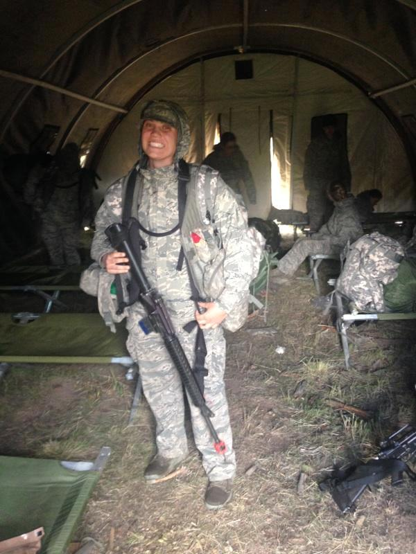 Life as an Air Force Academy Cadet: Rebecca Beasley on her Military Adventure (4/6)