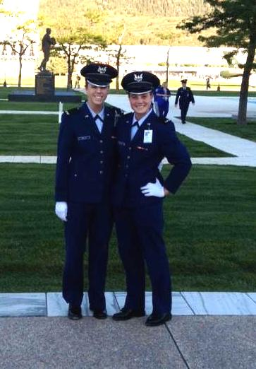 Life as an Air Force Academy Cadet: Rebecca Beasley on her Military Adventure (6/6)