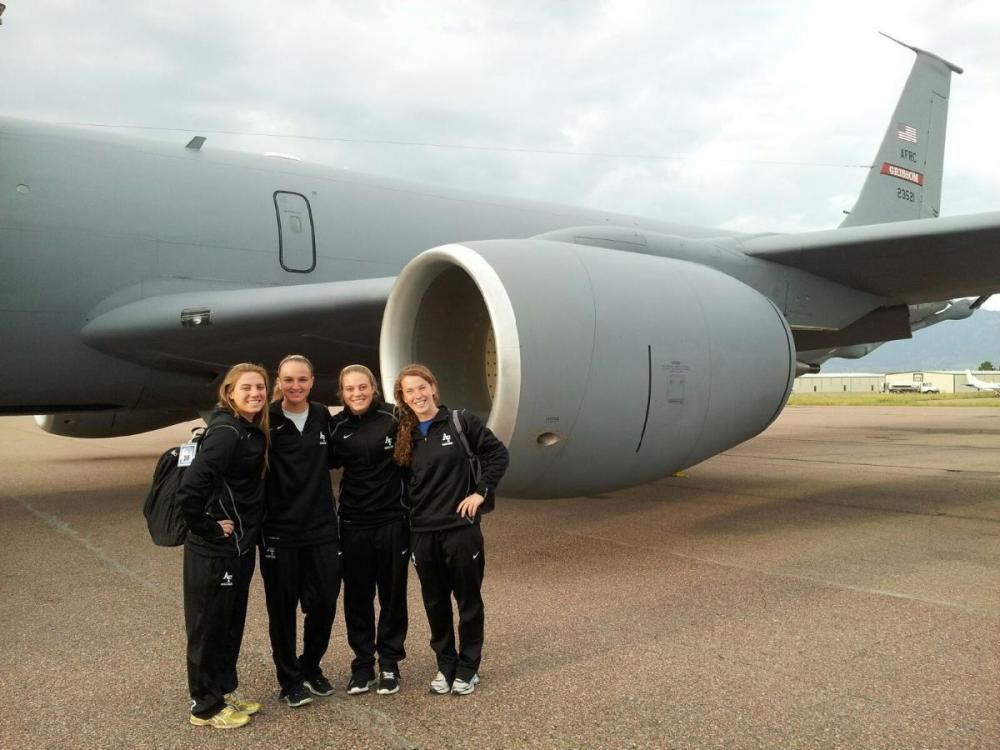 Life as an Air Force Academy Cadet: Rebecca Beasley on her Military Adventure (3/6)