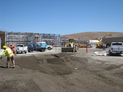 Amador Elementary School Construction Site Dublin California 4