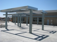 Amador Elementary School Construction Site Dublin California 5