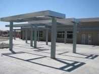 Amador Elementary School Construction Site Dublin California 5