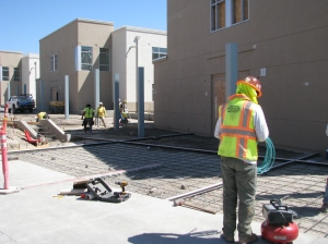 Amador Elementary School Construction Site