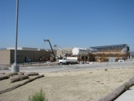 Amador Elementary School Construction Site Dublin California 9