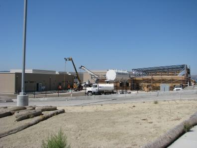 Amador Elementary School Construction Site Dublin California 9