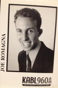 Joe Romagna KABL960